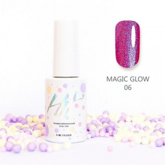 Гель-лак HIT Gel Magic Glow №06