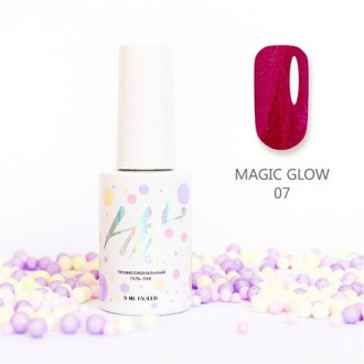 Гель-лак HIT Gel Magic Glow №07