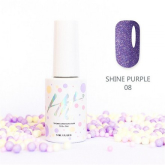 Гель-лак HIT Gel Shine Purple №08