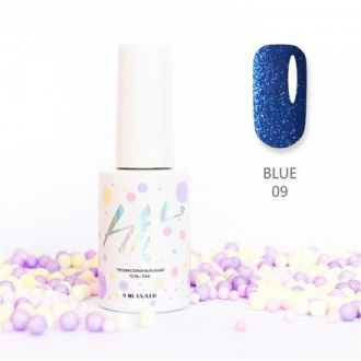 Гель-лак HIT Gel Blue №09