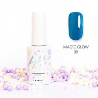 Гель-лак HIT Gel Magic Glow №09