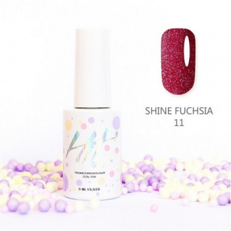 Гель-лак HIT Gel Shine Fuchsia №11