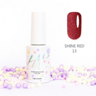 Гель-лак HIT Gel Shine Red №13