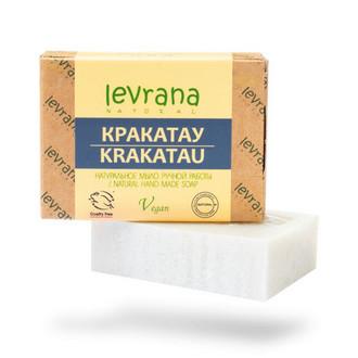 Levrana, Натуральное мыло «Кракатау», 100 г