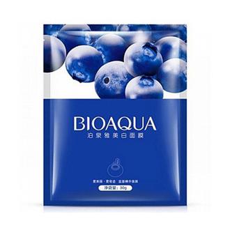 Bioaqua, Маска с экстрактом черники, 30 г