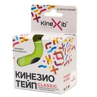 Kinexib, Кинезио-тейп Classic, светло-зеленый
