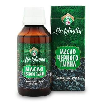 Bestofindia, Масло черного тмина, 100 мл