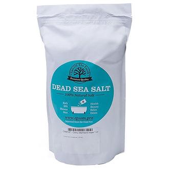 Salt of the Earth, Соль Мертвого моря для ванны, 1 кг