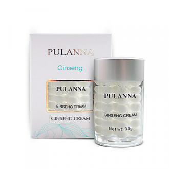 Pulanna, Крем для лица Ginseng, 30 г