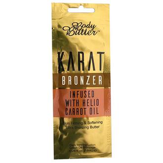 Body Butter, Крем для загара Karat Bronzer, 15 мл