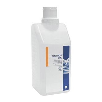 ИНТЕРСЭН-плюс, Жидкое мыло «Диасофт био», 1 л