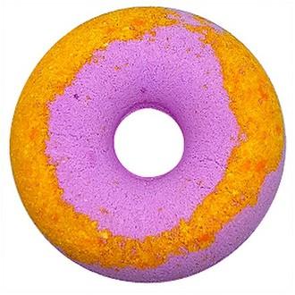 Cafemimi, Гейзер для ванны «Клубнично-банановый пончик», 140 г