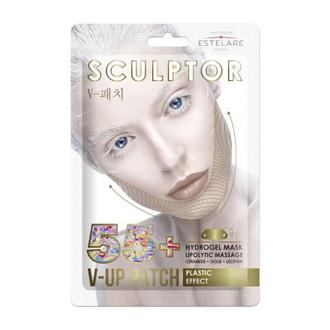 Estelare, Маска для лица Sculptor «Пластический эффект», 55+, 11 г