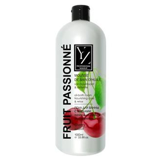 Yllozure, Пена для ванны с маслами «Вишня», 1 л