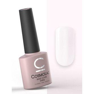 Cosmolac, База Cover Shine №1, 7,5 мл