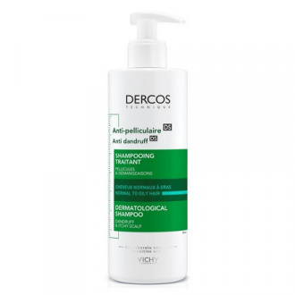 Vichy, Шампунь Dercos Anti-Dandruff DS, 390 мл