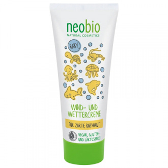 Neobio, Детский крем с био-календулой, 100 мл