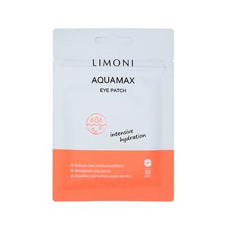 LIMONI, Патчи для век Aqumax, 30 шт.