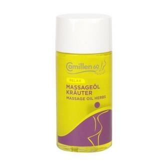 Camillen 60, Масло для массажа Massageol Krauter, лекарственные травы, 125 мл
