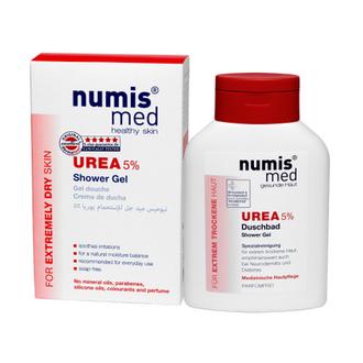 Numis Med, Гель для душа Urea 5%, 200 мл