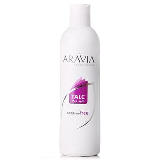 ARAVIA Professional, Тальк без отдушек и химических добавок, 150 г