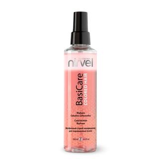 Nirvel Professional, Спрей-кондиционер для волос Biphase Colored, 200 мл