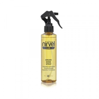 Nirvel Professional, Спрей-блеск для волос Argan Shine, 200 мл