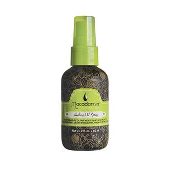 Macadamia, Спрей-уход для волос Healing Oil, 60 мл