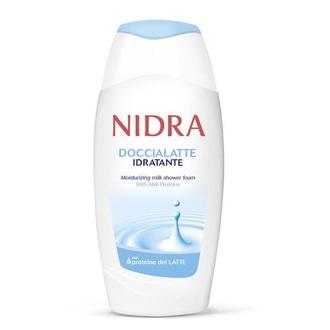 Nidra, Пена-молочко с молочными протеинами для душа, 250мл