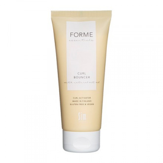 Sim Sensitive, Крем для волос Forme Curl Bouncer, 100 мл