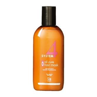 Sim Sensitive, Терапевтическая маска System4 Oil Cure Hair, 100 мл