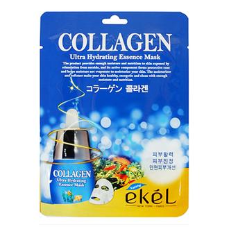 EKEL, Маска для лица Collagen, 25 г