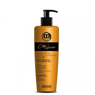 Constant Delight, Маска для волос Elite Supreme, 250 мл