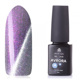 Гель-лак Planet Nails Avrora №123