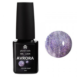 Гель-лак Planet Nails Avrora №128
