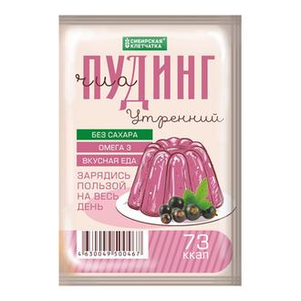 Сибирская клетчатка, Сухой десерт «Чиа Пудинг», утренний, 28 г