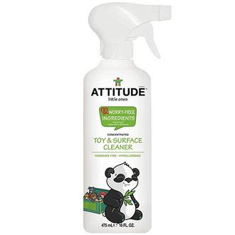 ATTITUDE, Очиститель для игрушек и поверхностей, 475 мл