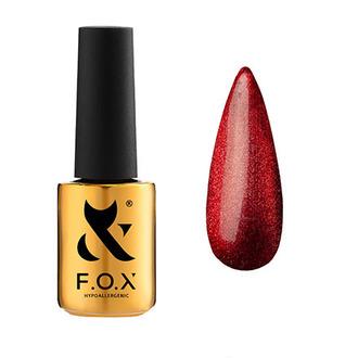 FOX, Гель-лак Sphynx Cat Eye №001