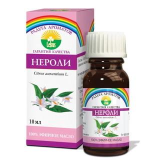 Радуга ароматов, Эфирное масло «Нероли», 10 мл