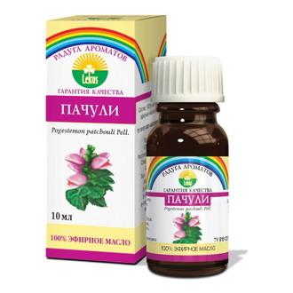 Радуга ароматов, Эфирное масло «Пачули», 10 мл