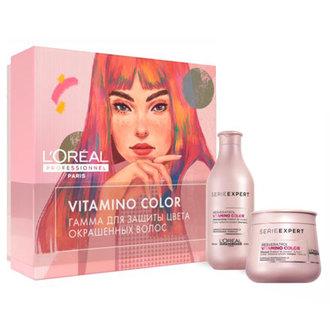 L'oreal Professionnel, Набор для окрашенных волос Vitamino Color