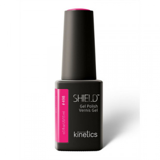 Kinetics, Гель-лак Shield №498, Wild Fuchsia