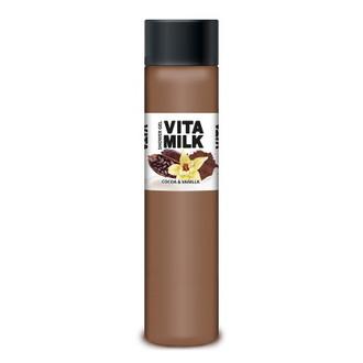 Vita&Milk, Гель для душа «Какао и ваниль», 350 мл