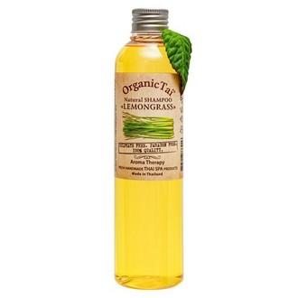 OrganicTai, Шампунь для волос «Лемонграсс», 260 мл