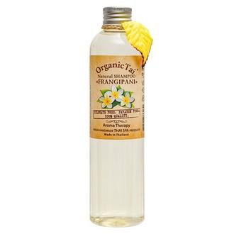 OrganicTai, Шампунь для волос «Франжипани», 260 мл