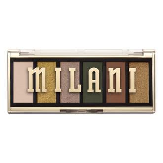Milani Cosmetics, Палетка теней для век Outlaw Olive