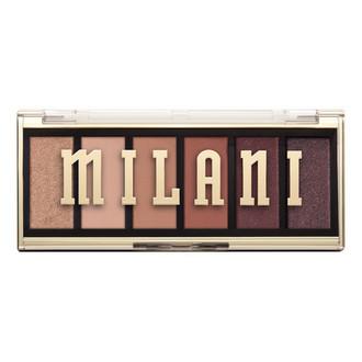 Milani Cosmetics, Палетка теней для век Rosy Revenge