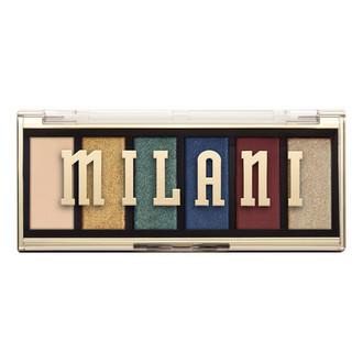 Milani Cosmetics, Палетка теней для век Jewel Heist