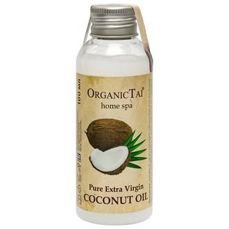 OrganicTai, Кокосовое масло холодного отжима, 100 мл