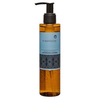 OrganicTai, Шампунь для волос «Лемонграсс и лаванда», 200 мл